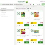 50% off All: Freedom Foods Cereal/Muesli, Palmolive Hand/Body Wash, Scotch-Brite +More @ Woolworths
