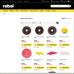 Rebel Sport - All Reebok and Adidas Fitness Accessories 80% off