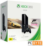 Microsoft Xbox 360 500GB with Forza Horizon 2 Console Game Controller Bundle $175.20 @ PCByte eBay w/ CLICKMORE