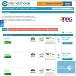 Get $80 Cashback on TPG Broadband Plans (until Friday midnight) Via Internet Choice