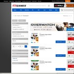 Overwatch Origins Edition | EB Games | $67 - PC | $77 - PS4/XBONE