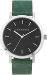 The Horse The Original Unisex Watch (Black Emerald Green) - $63.33 Delivered @ SurfStitch