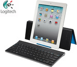 Logitech Wireless Bluetooth Keyboard for iPad COTD $9.99 + $6.95 Delivery Limit 5 Per Customer Maybe Super Saturday -20% 3/12/16