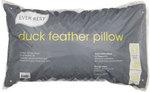 EverRest Duck Feather Pillows $7.79 @ Spotlight