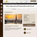 Melbourne to Bangkok Fare with Royal Brunei $554 (Jan-Nov)