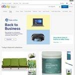eBay $20 off on Minimum Spend of $100