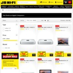 10% off Apple Mac Computers @ JB Hi-Fi