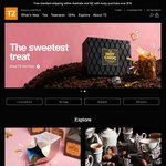 T2 Tea - Receive Two Free Samplers with Any Online Purchase [+ $10 Delivery for Orders under $70]