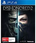 Dishonored 2 PS4/XB1 $25 or 2 for $40 @ JB HI-FI