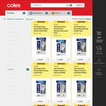 ½ Price All (20) Mirabella LED Globes @ Coles (Prices from $3.25 to $6.50)