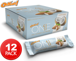 Oh Yeah! ONE Protein Bars Almond Coconut Bliss 60g X 12 for $18 at COTD (Club Catch Req'd)