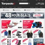 Torpedo 7 48 Hours Sale: Kid's Haast Merino Hooded Jacket $40, Hoodie $48