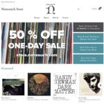 Nonesuch Records Annual Half Price Sale