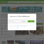15% off Appwide @ Groupon ($20.40 for 6x 28 Day Renewals of amaysim Unlimited 2GB)