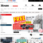 FREE Shipping Sitewide with No Minimum Spend @ House (Items from $0.70)