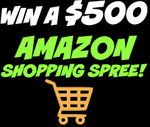 Win $500 Amazon Shopping Spree from The Kindle Book Review
