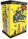 [in Store] Just Andy! Bookset Slipcase $10 + More Book Sets @ Big W