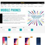 Huawei Mate10 Pro / Sony Xperia XZ Premium / HTC U11, 20GB $59 Per Month Optus 24 Months