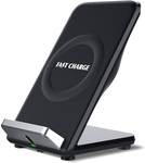 Qi Wireless Fast Charger US $12 (~AU $14.35) Delivered @ Cafago