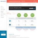 Jeenee Mobile - $8.91pm 1.2GB, Unltd Talk & Text / $22.5pm 6.5GB, Unltd Talk & Text, (12-Month Plans)
