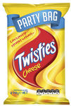 270g Smith's Twisties Cheese Party Bag $2.00 (Was $4.00) @ Coles