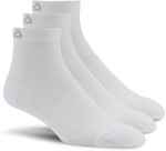 Unisex Ankle Sock 3 Pack $10 + More, Free Shipping No Min Spend @ Reebok