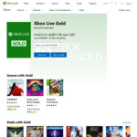 Xbox Live Gold 3 Months $11.95 AUD from Microsoft Store AU (New or Re-Joining Users)