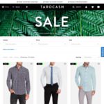 Men's Shirts from $8.99 @ Tarocash (Shipping Free When Order >= $85 or Free C&C)
