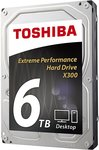 """Toshiba X300 6TB Desktop 3.5"""" SATA Hard Drive US $144.52 (~AU $192.30) Delivered @ Amazon"""