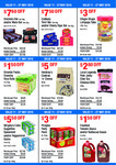 Chupa Chups 100 Pk $15.99, Pringles Party Pack 6x134g $9.99 @ Costco (Membership Required)