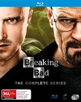 Breaking Bad - The Complete Series Blu Ray $89.99 @ Sanity