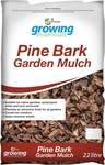 Earthwise Growing Essentials 22L Pine Bark Mulch $2 @ Bunnings