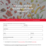 Win a 2018 Toyota Yaris Ascent & $1,000 EFTPOS Card +/- a Share of 300 $50 EFTPOS Cards from Vicinity Centres [With Purchase]