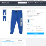NRL Trackpants $20 (Were $30) & $10 A-League Jerseys (Limited Sizes) @ Best & Less