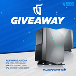 Win an Alienware Aurora Gaming PC from Mavs GG & Vast