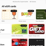 Macquarie Bank Offering Discounted Gift Cards EB Games 6% off, Myer 5% off, OPSM 7% off etc)