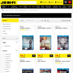 TV on Blu-Ray Clearance - $9.98 Each Season @ JB Hi-Fi