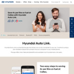 Hyundai Owners - Save 4c/L at Participating Caltex Outlets via Hyundai Auto Link App (Free to Join)