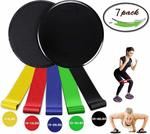 Gliding Discs Core Sliders and Resistance Loop Bands $15.99 (20% off) + Post (Free with Prime/ $49+) @ BB Seller Amazon