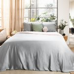 Bamboo Charcoal Duvet Cover Set Queen Size $142 Delivered @ Ettitude