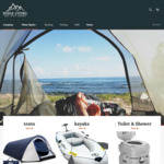 10% off Storewide (e.g. Weisshorn King Single Swag Camping Swag Canvas Tent $206.10) @ Ridge Living
