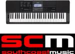 Casio CTX800 Keyboard $303.20, Kurzweil MPS10 Digital Piano $799.20, AKG K72 Headphones $62.36 + More @ South Coast Music eBay