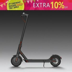 Xiaomi M365 Folding Electric Scooter International Version with 2