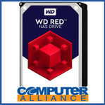 "Western Digital 6TB 3.5"" SATA Red HDD $233.10 ($227.92 Each Buying 2+) + Delivery (Free with eBay Plus) @ Computer Alliance eBay"