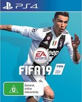 [PS4] FIFA 19 $33 @ Harvey Norman