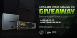 Win 1 of 3 Samsung SSD Bundles Worth $398 from Legacy eSports