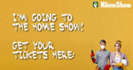[NSW] Free 2x Tickets to HIA Home Show, 5/4-7/4 @ ICC, Darling Harbour (Sydney)
