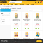 Wellness Healthy Balance Dog Food 12.7kg/ $59 (Should be $89/Price Error?) 5 Choices @ Petbarn C&C