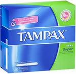 Tampax Super Medium Flow Tampons with Applicator 20 Pack $3 + Delivery (Free with Prime/ $49 Spend) @ Amazon AU