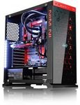 KPPC Ready-to-Ship Gaming System Redtooth $1849: i5 8400, RTX2070, B360M Motherboard, 250GB SSD, 1TB HDD, 16GB, 2 Years Warranty